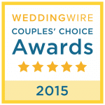 B-SHARP RECEIVES WEDDINGWIRE'S HIGHEST HONOR