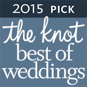"B-Sharp Entertainment is a 2015 Winner of The Knot's ""Best Of Weddings"""