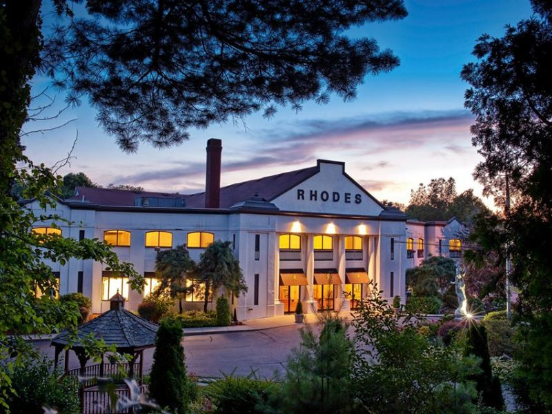 B-Sharp Entertainment is a preferred vendor at Rhodes On The Pawtuxet, Presented by Russell Morin Fine Catering